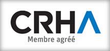 CRHA membre certifié